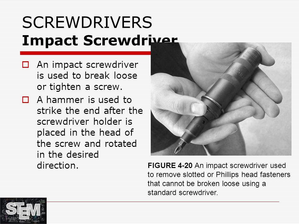 SCREWDRIVERS Impact Screwdriver