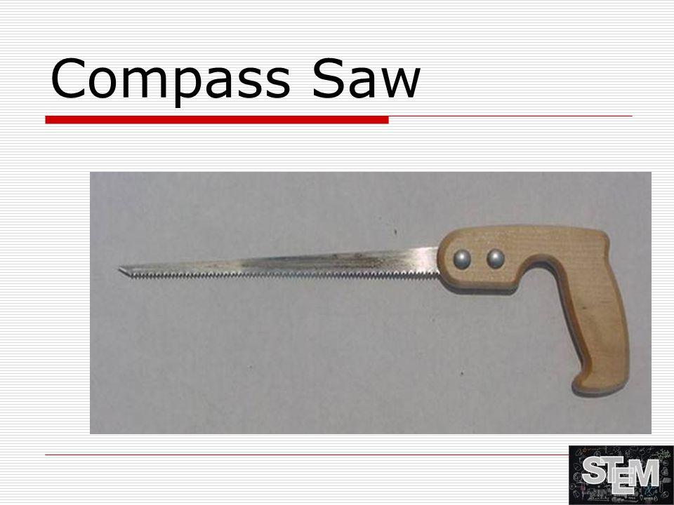 Compass Saw