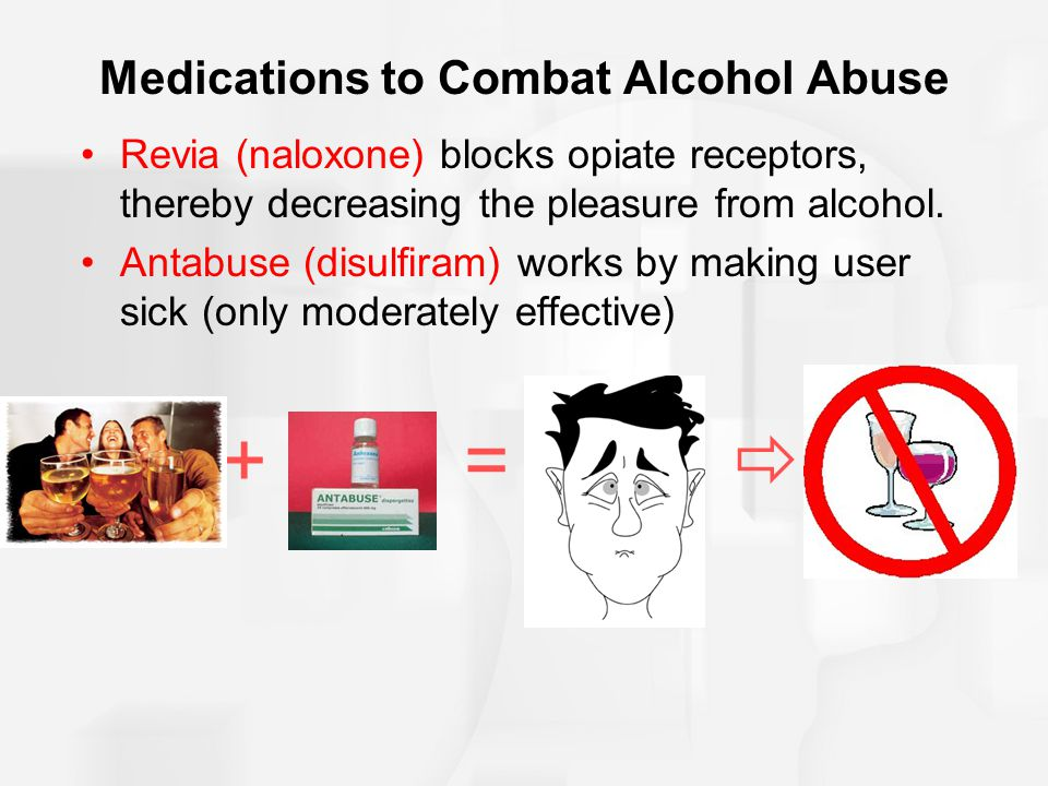 Medications to Combat Alcohol Abuse