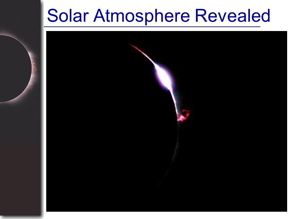 Solar Atmosphere Revealed