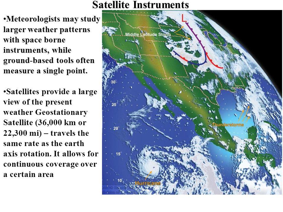Satellite Instruments