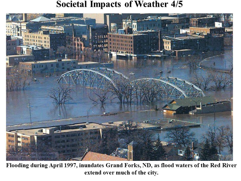 Societal Impacts of Weather 4/5