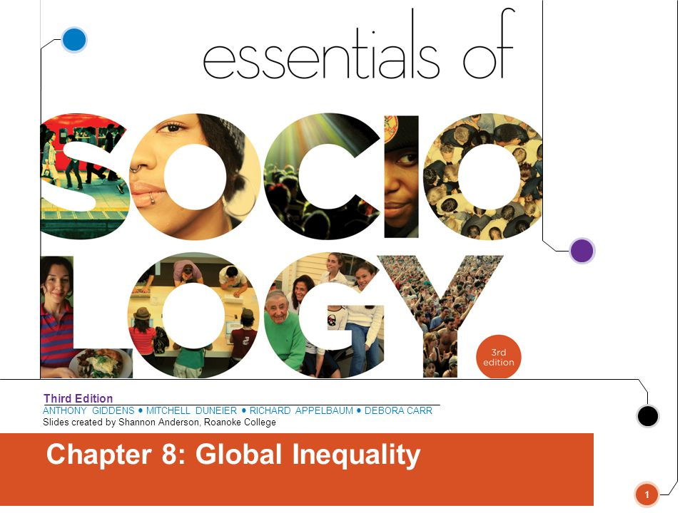 Chapter 8: Global Inequality