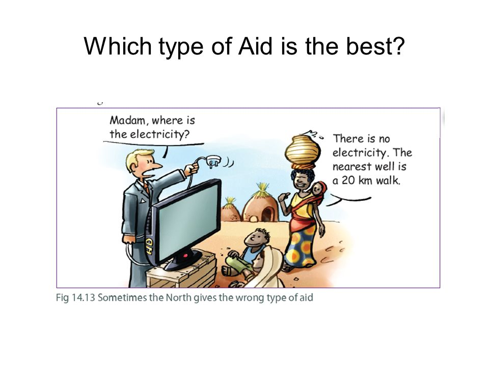 Which type of Aid is the best