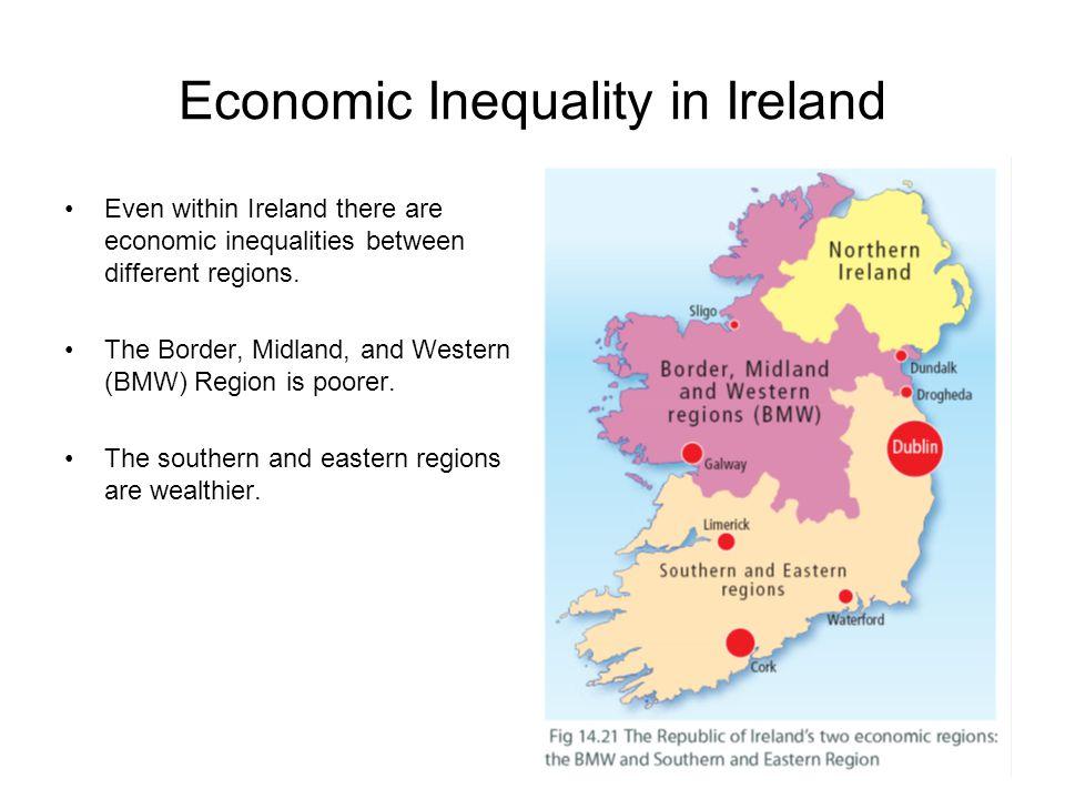 Economic Inequality in Ireland