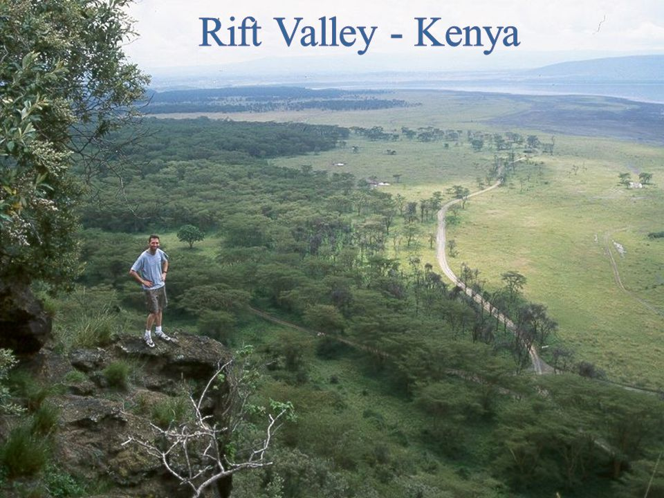 Rift Valley - Kenya