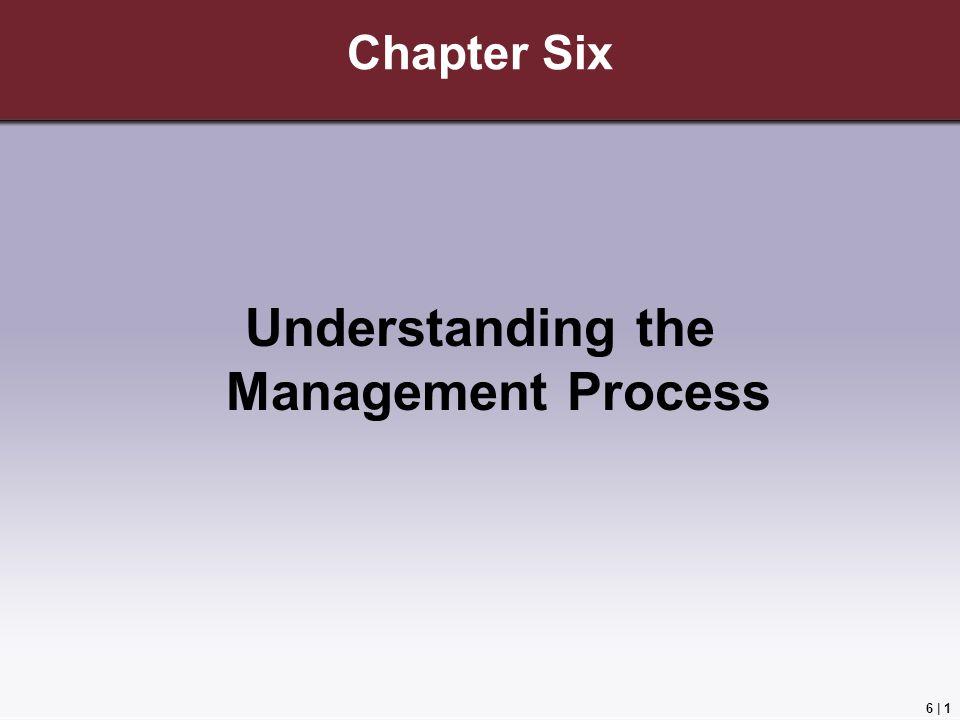 Understanding the Management Process