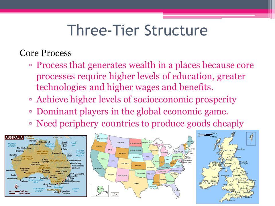 Three-Tier Structure Core Process