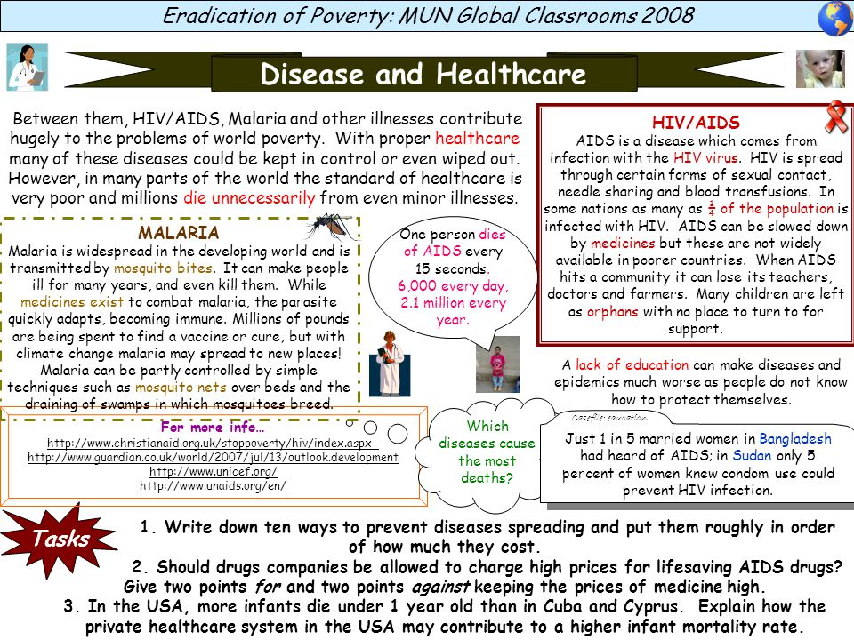 Disease and Healthcare