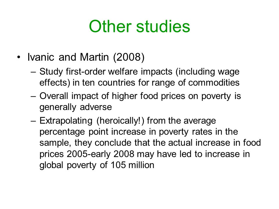 Other studies Ivanic and Martin (2008)