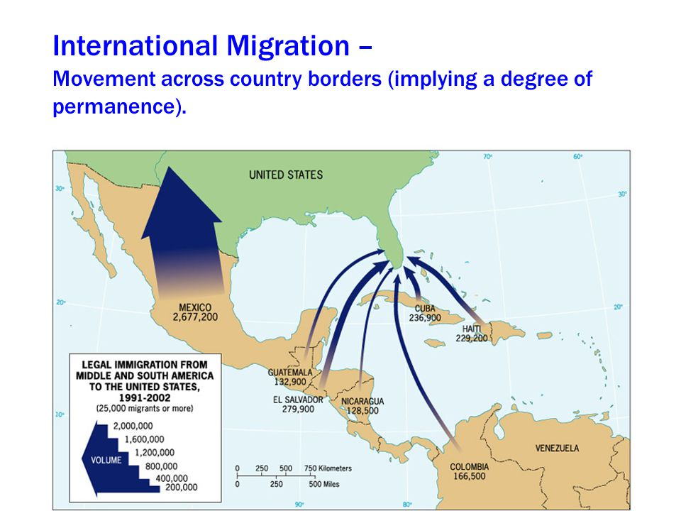International Migration –