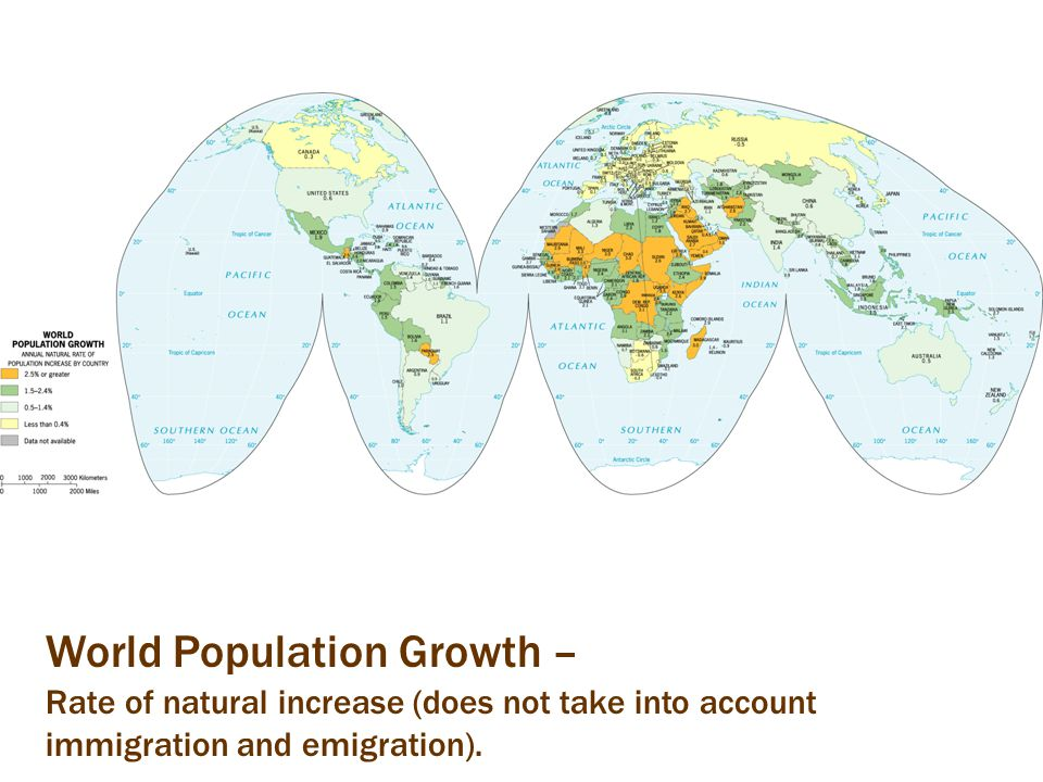 World Population Growth –