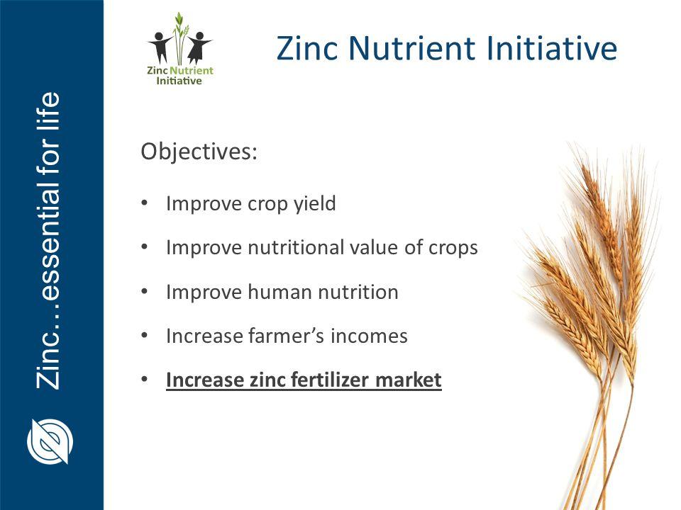 Zinc Nutrient Initiative