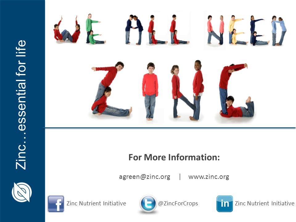 agreen@zinc.org | www.zinc.org