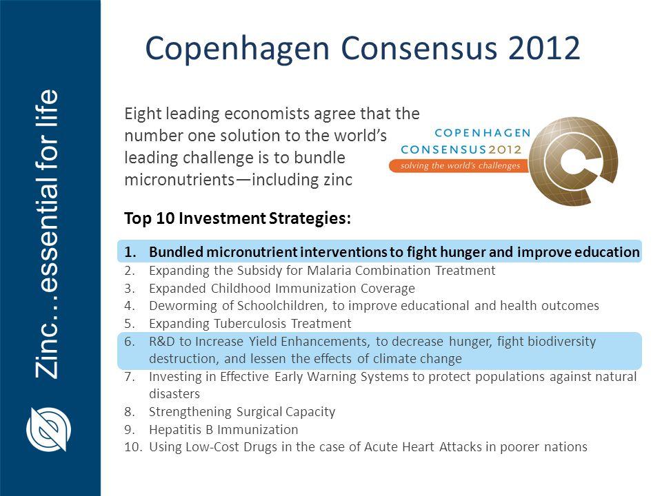 Copenhagen Consensus 2012