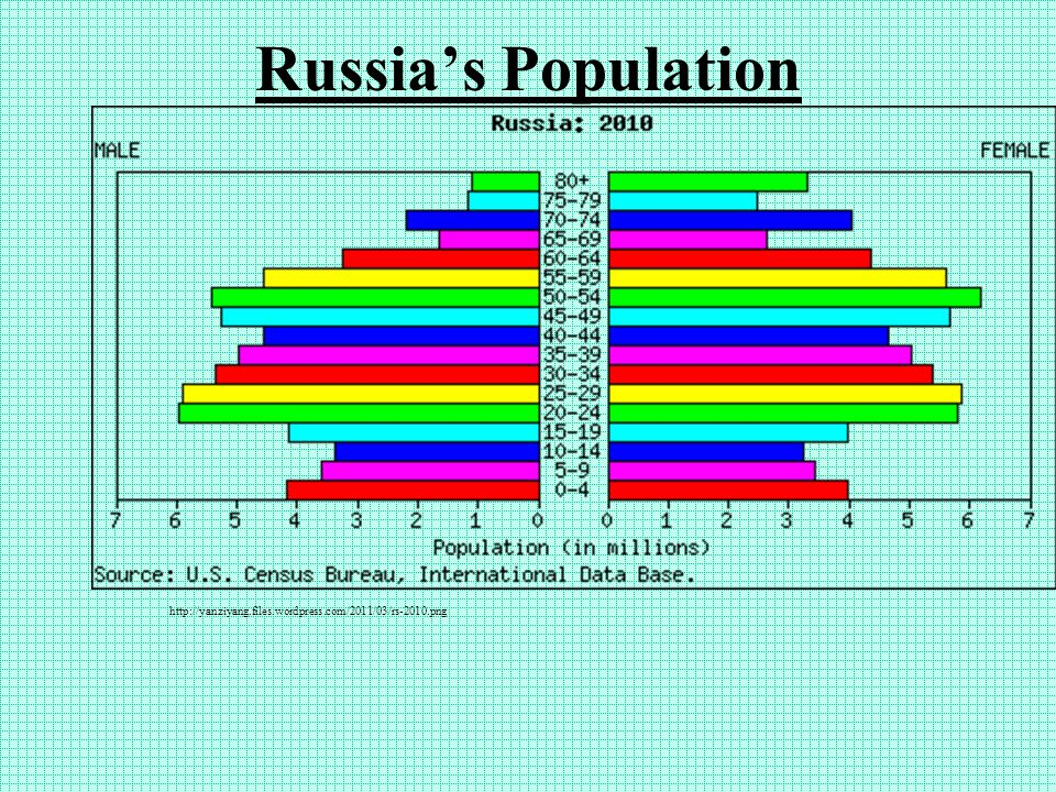 Russia's Population http://yanziyang.files.wordpress.com/2011/03/rs-2010.png