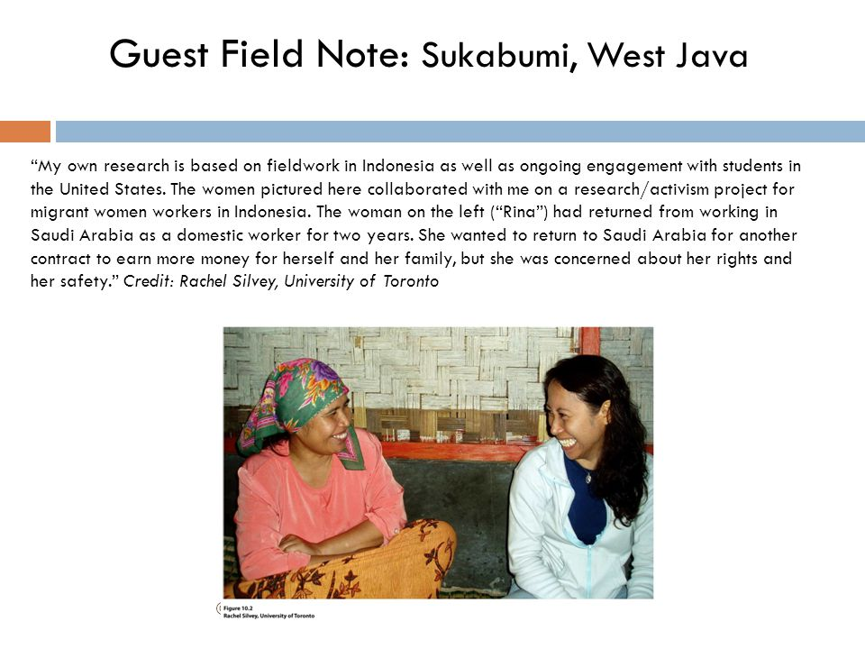 Guest Field Note: Sukabumi, West Java