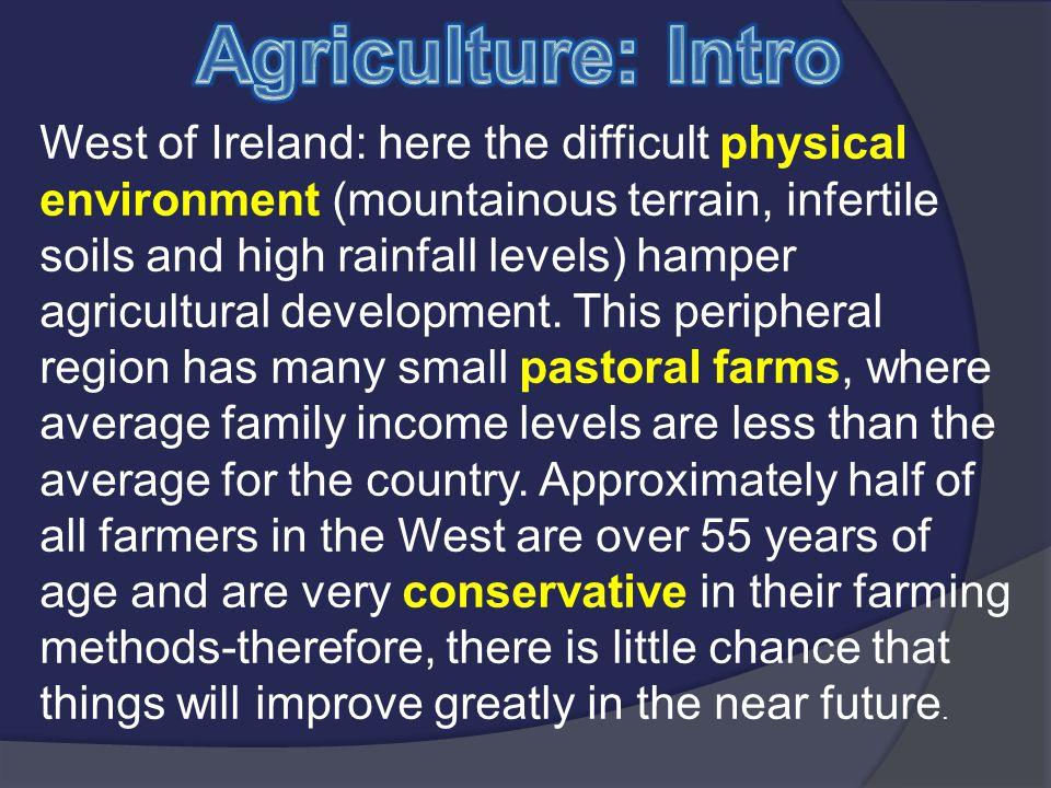 Agriculture: Intro