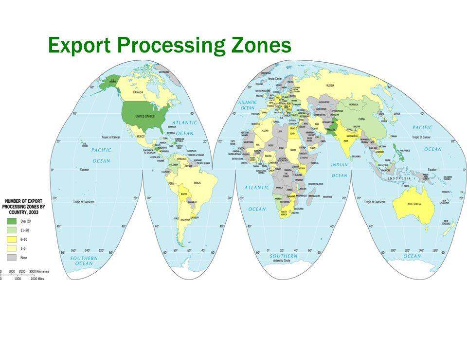 Export Processing Zones