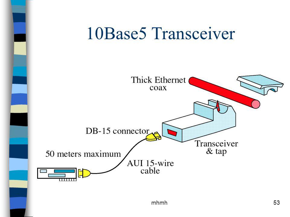 10Base5 Transceiver mhmh