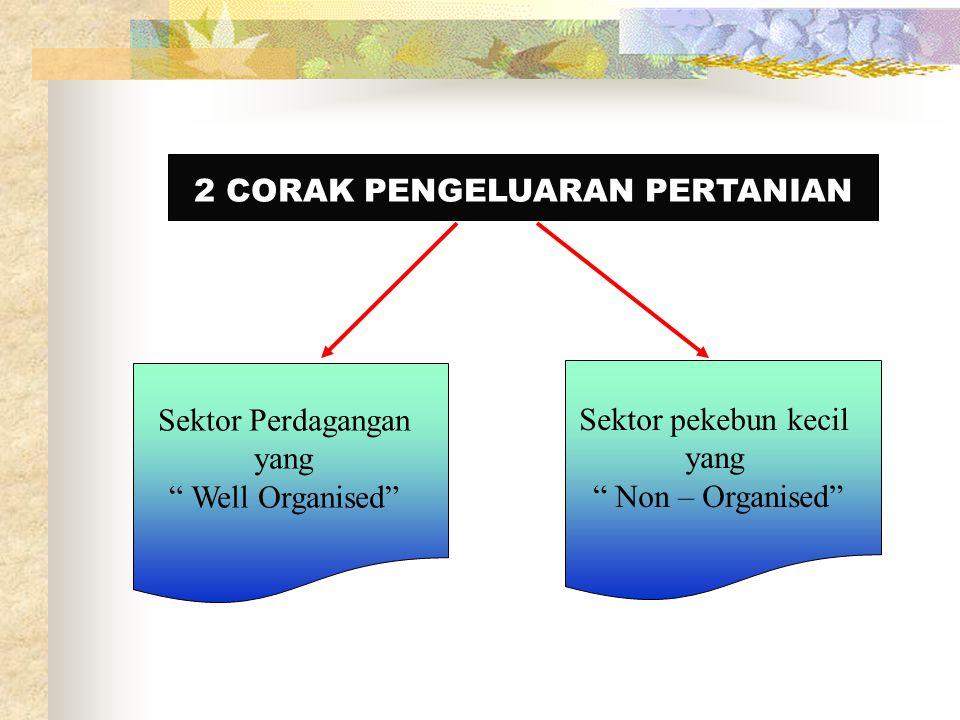 2 CORAK PENGELUARAN PERTANIAN