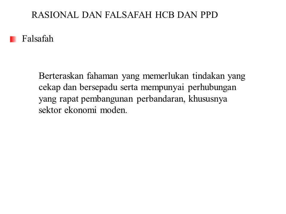 RASIONAL DAN FALSAFAH HCB DAN PPD