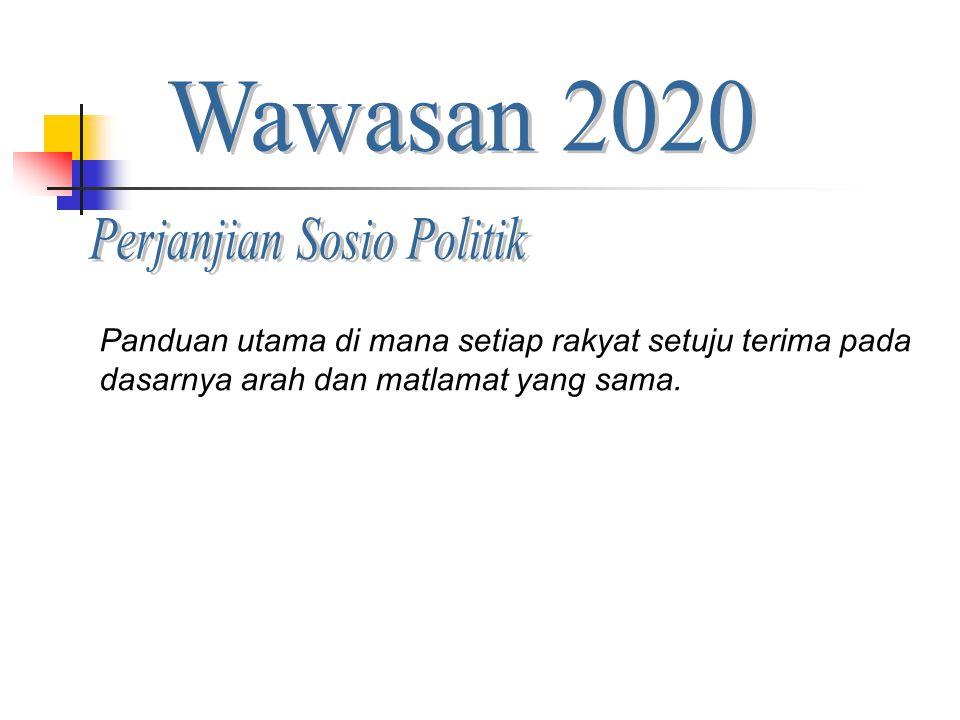 Perjanjian Sosio Politik