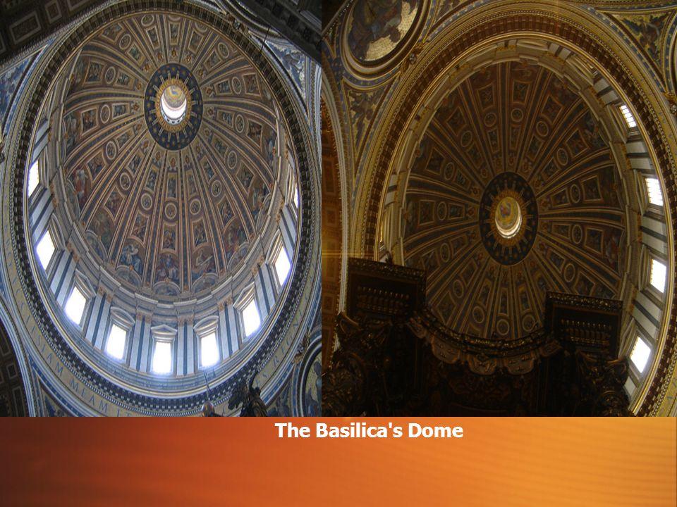 The Basilica s Dome