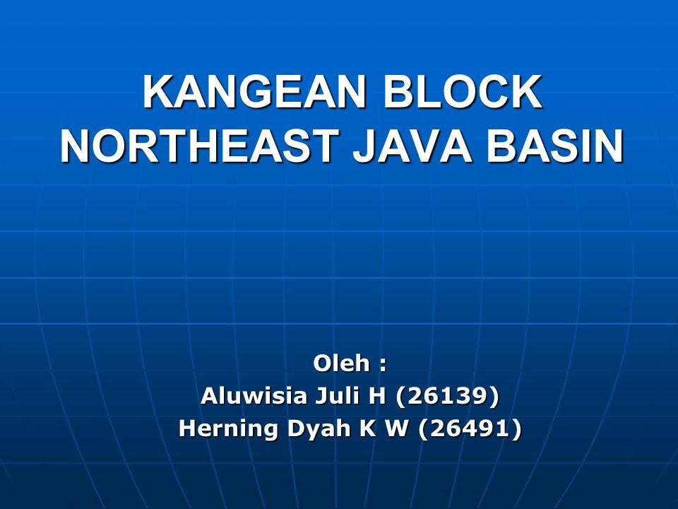 KANGEAN BLOCK NORTHEAST JAVA BASIN