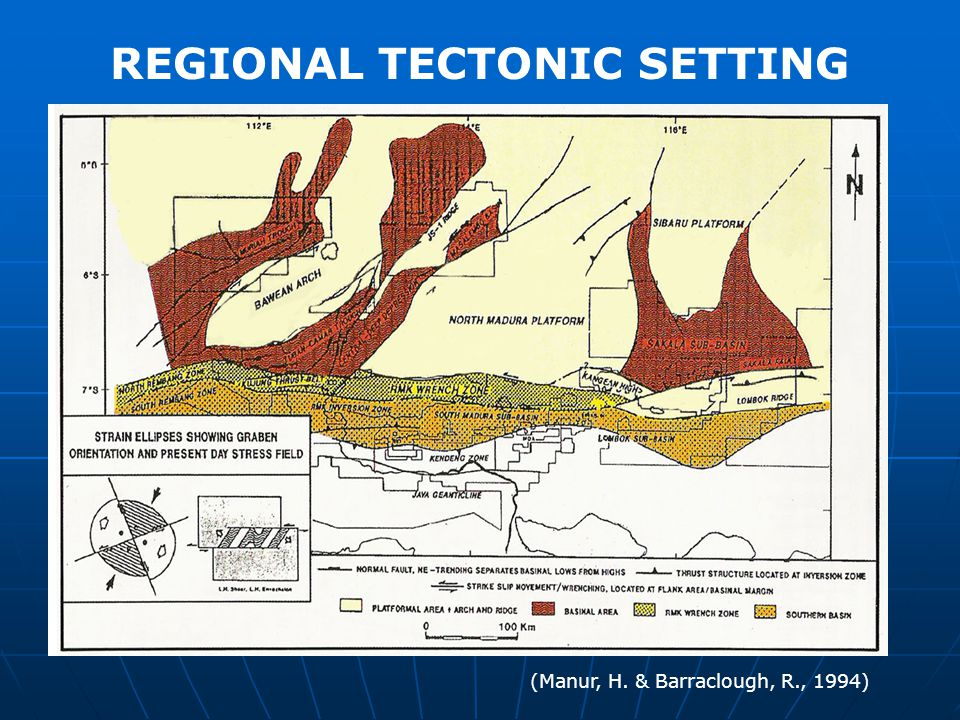 REGIONAL TECTONIC SETTING