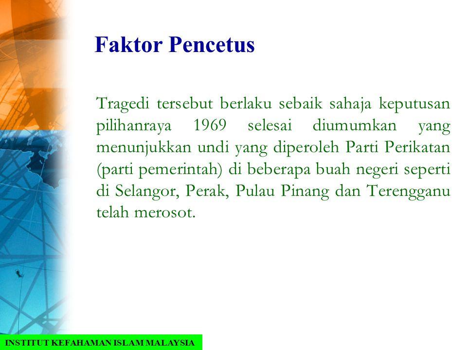 Faktor Pencetus