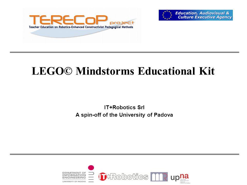 LEGO© Mindstorms Educational Kit