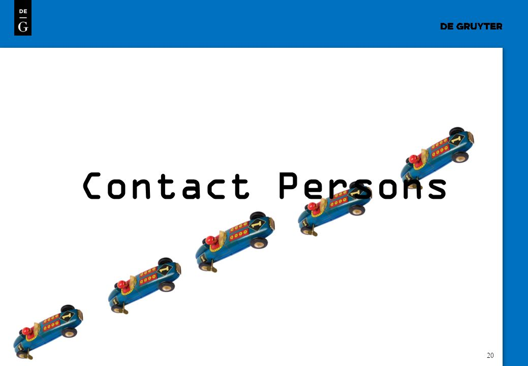 Contact Persons