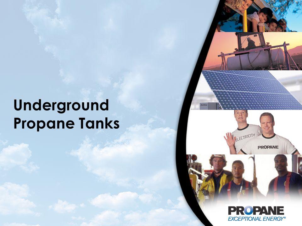 Underground Propane Tanks