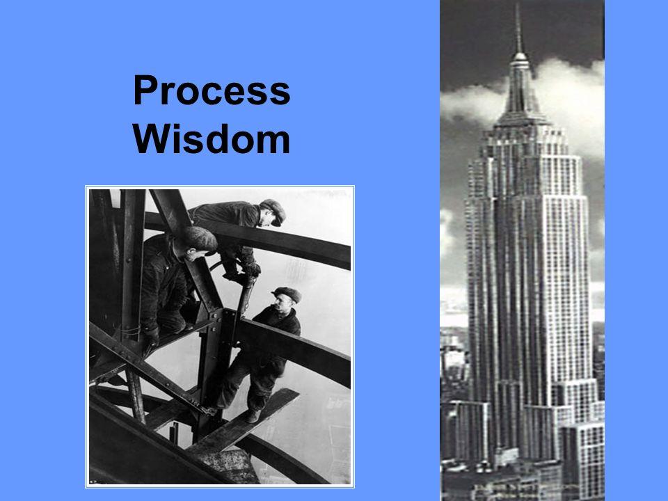 Process Wisdom.