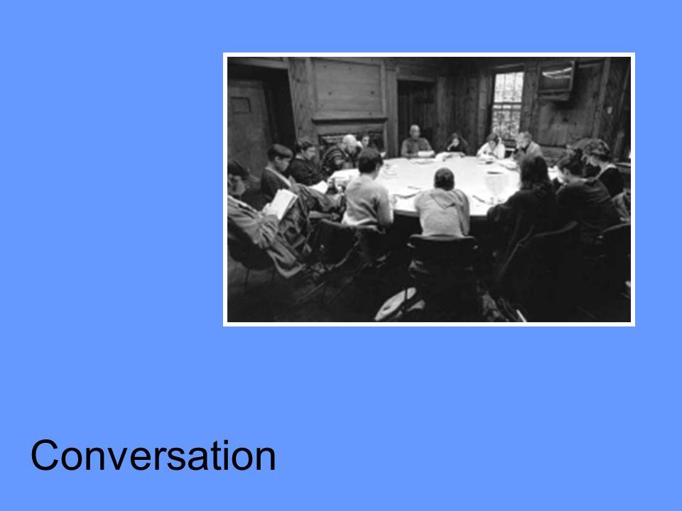 Conversation Conversation