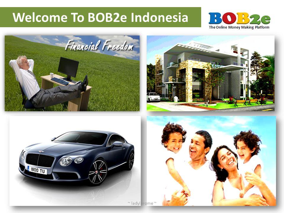 Welcome To BOB2e Indonesia