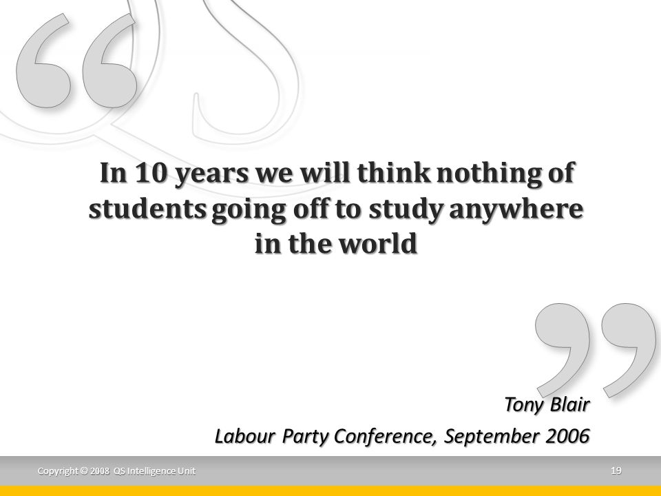 Tony Blair Labour Party Conference, September 2006