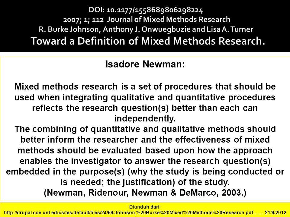 (Newman, Ridenour, Newman & DeMarco, 2003.)