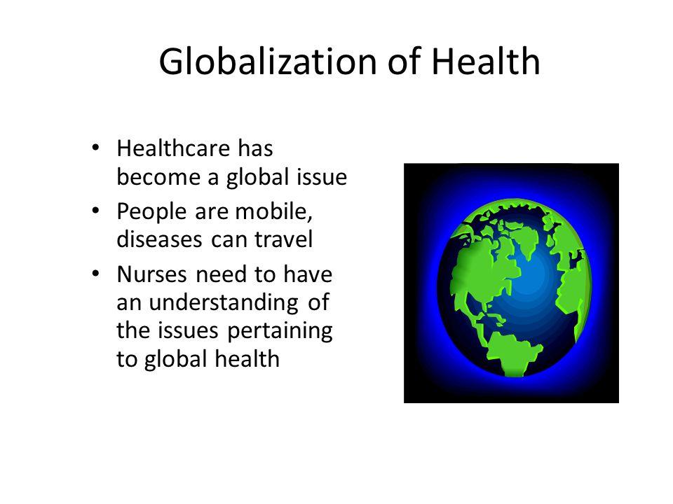 Globalization of Health