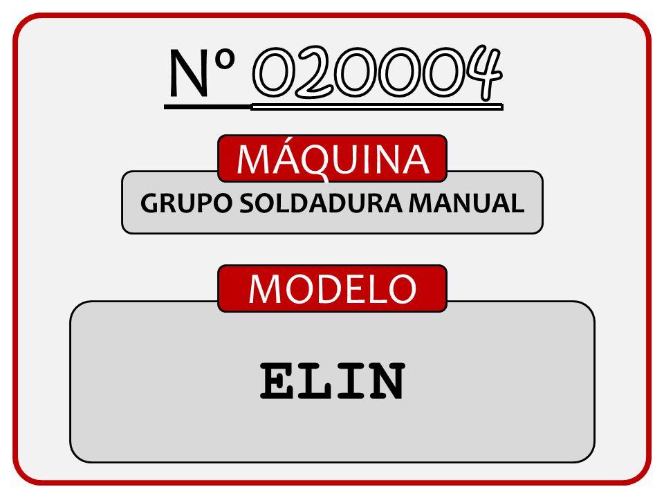GRUPO SOLDADURA MANUAL