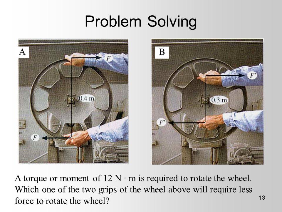 Problem Solving A. B.