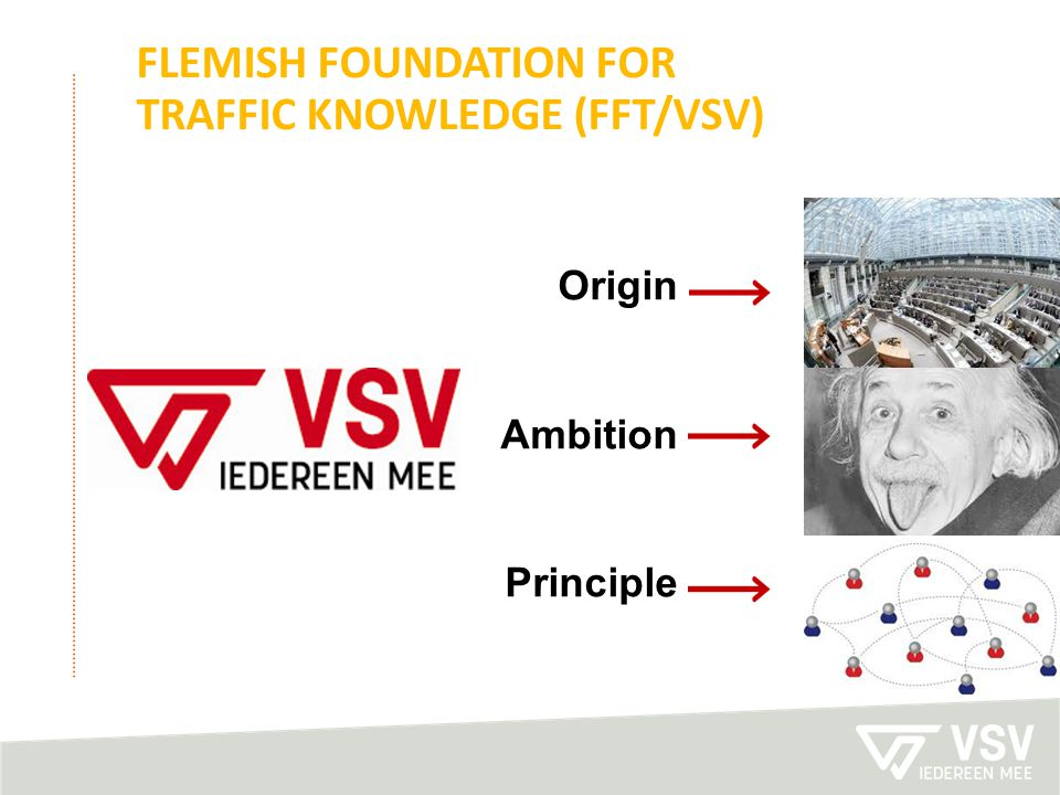 Flemish Foundation for Traffic Knowledge (FFT/VSV)