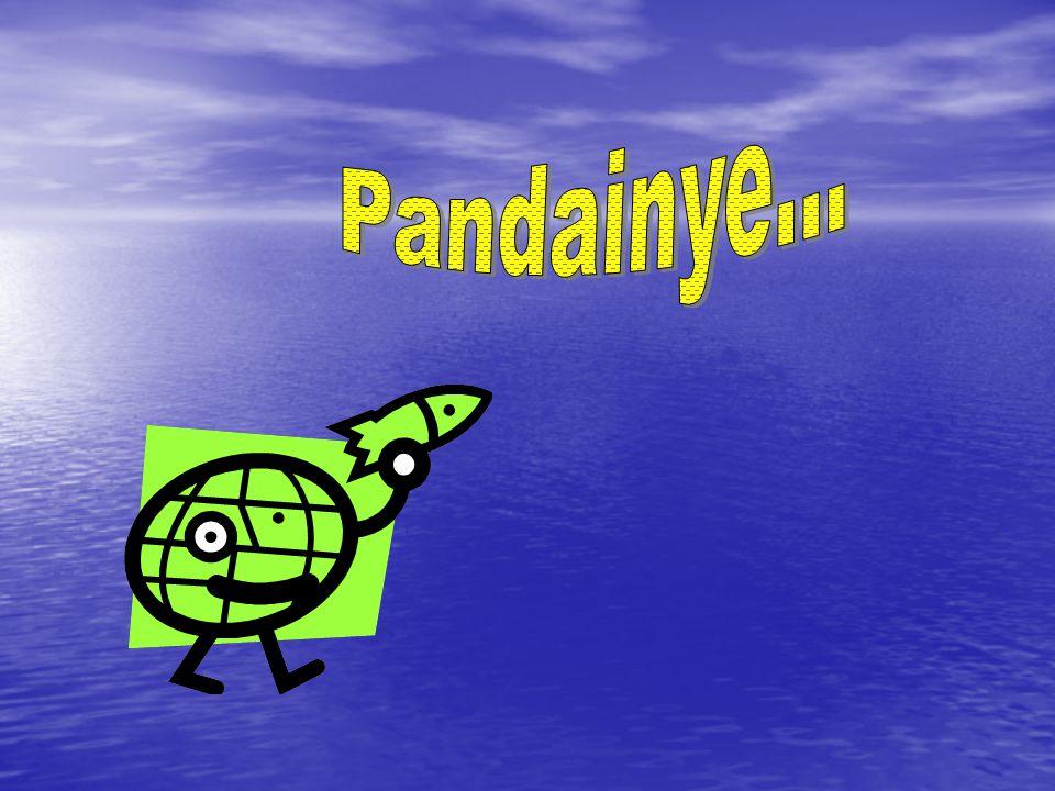 Pandainye...
