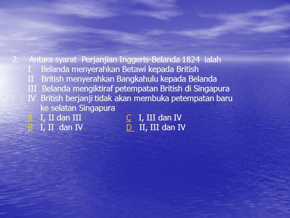 I Belanda menyerahkan Betawi kepada British