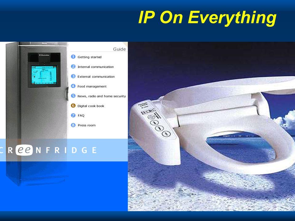 IP On Everything