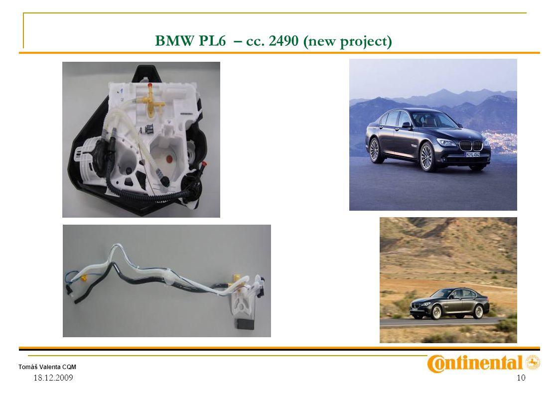BMW PL6 – cc. 2490 (new project)