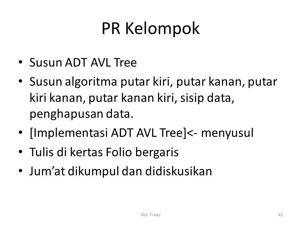 PR Kelompok Susun ADT AVL Tree