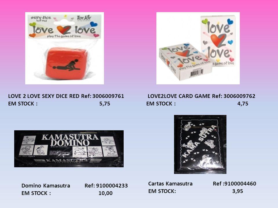 LOVE 2 LOVE SEXY DICE RED Ref: 3006009761
