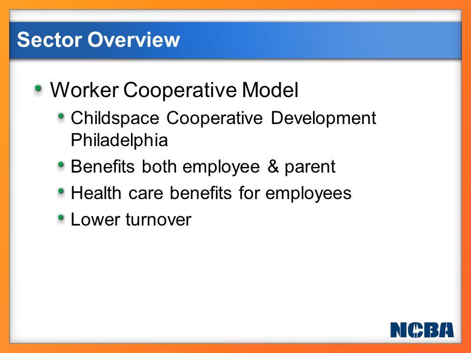 Worker Cooperative Model